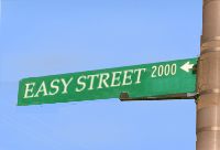 Easy Street here we come!